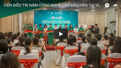Video điều trị nám da Yellow laser